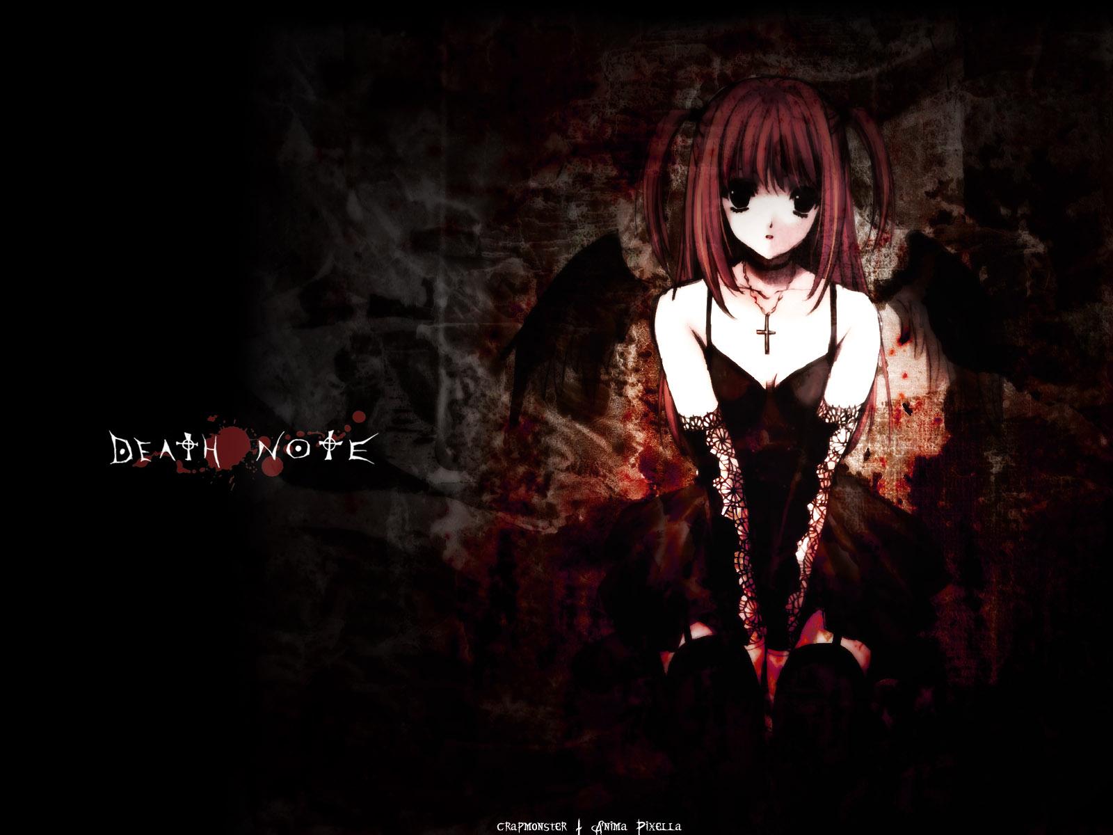 Psychological Anime/Manga images Misa Amane Wallpaper ...
