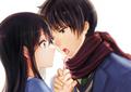 Mitsuki and Hiroomi