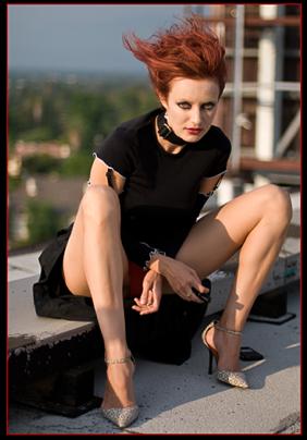 Models Yeva-Genevieve Lavlinski