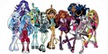 Monster High characters