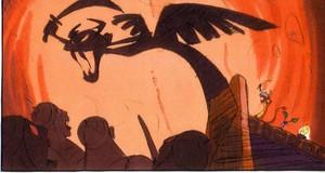 Mulan ll concept art