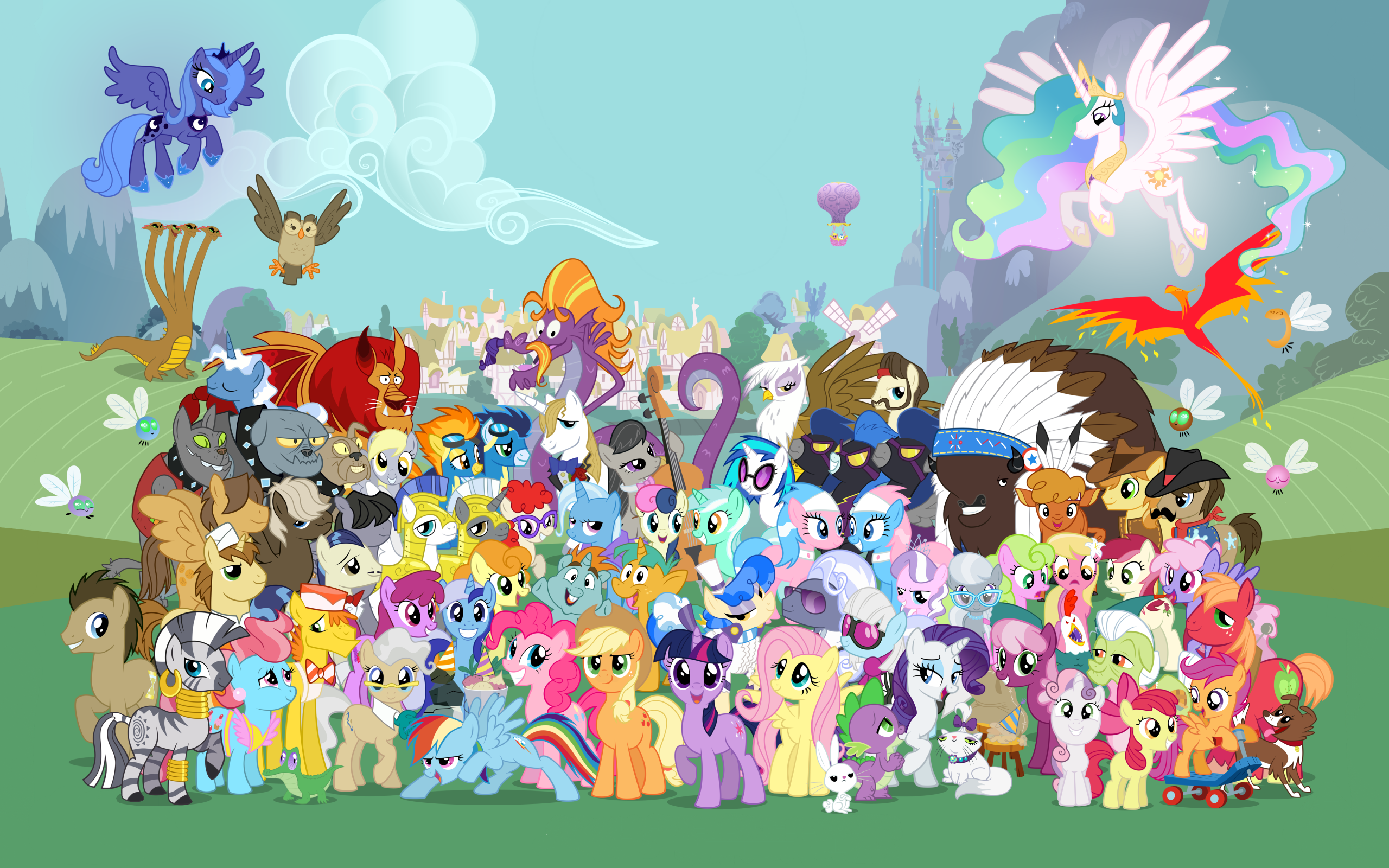 Littlest Pet Shop And My Little Pony Images