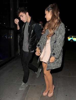 Nathan And Ariana <3