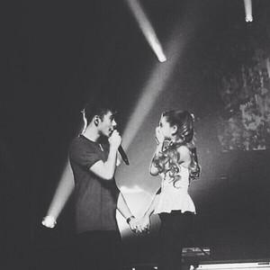 Nathan and Ariana Club Nokia 18/10/13