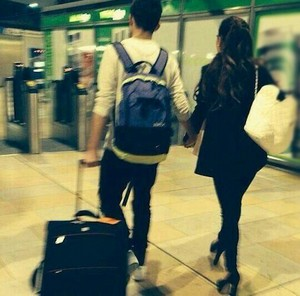 Nathan and Ariana Cutest Couple Ever <3