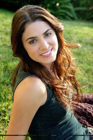 Nikki Reed(aka Rosalie Hale)