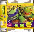 Ninja tortue fruit Snacks