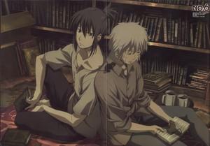 No 6 Nezumi & Shion