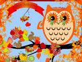 November Owl Hoot