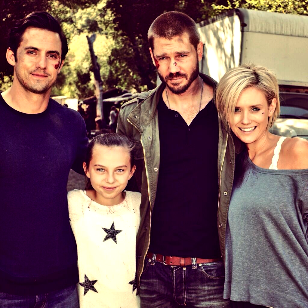 Nicky whelan and chad michael murray