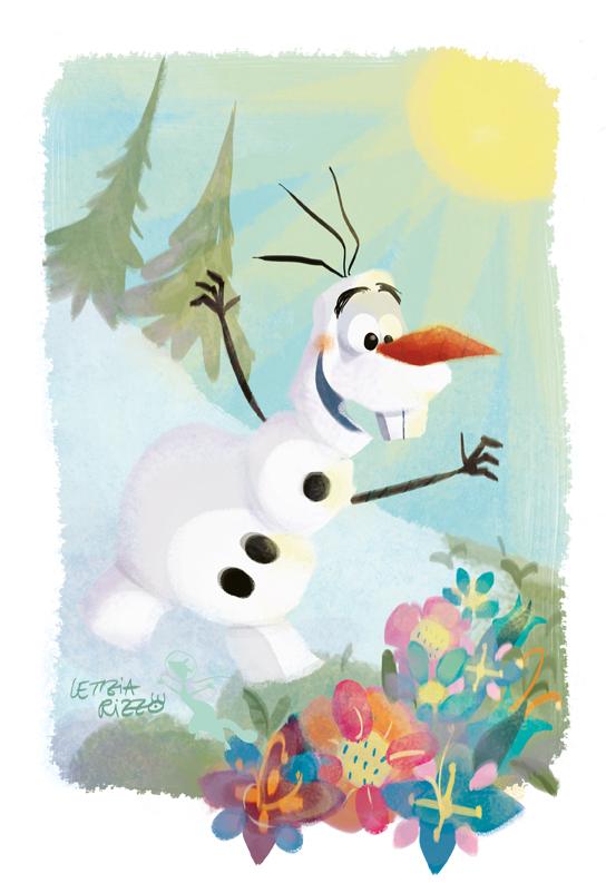 Olaf - Frozen Fan Art (35812296) - Fanpop - Page 2