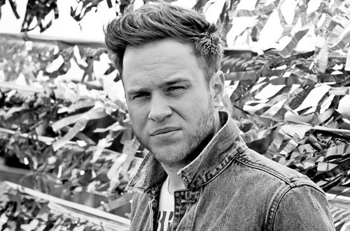 Olly Murs wallpaper with a chainlink fence titled Olly Murs for Interview Magazine