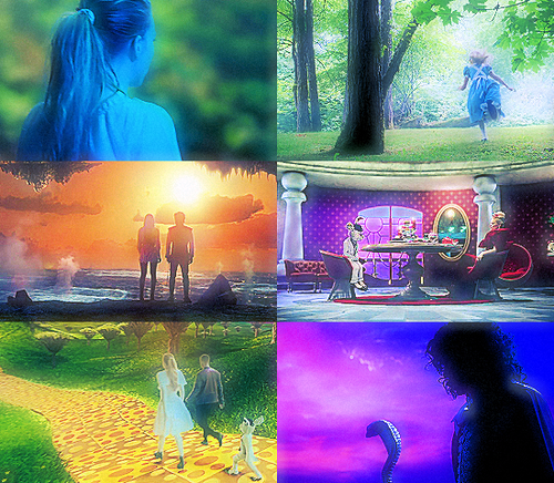 Wonderland Once Upon a Time Once Upon a Time in Wonderland