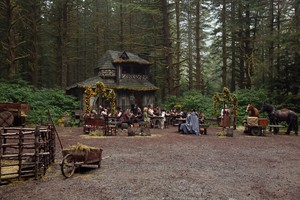 Once Upon a Time - Episode 3.03 - Quite a Common Fairy - BTS Fotos