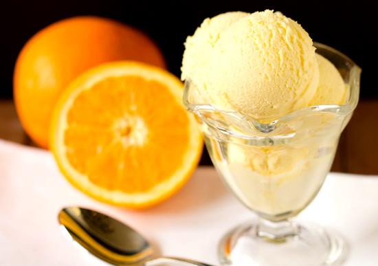 Orange Ice-Cream - Random Photo (35871614) - Fanpop
