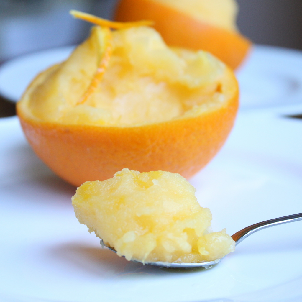 Orange Sorbet - Random Photo (35867644) - Fanpop