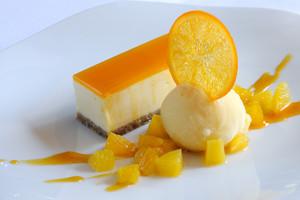 مالٹا, نارنگی Sorbet