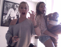 Phoebe Tonkin & Claire Holt - phoebe-tonkin-and-claire-holt photo