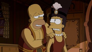 """foto's from THE SIMPSONS: """"Treehouse of Horror XXIV"""""""