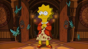 "photos from THE SIMPSONS: ""Treehouse of Horror XXIV"""