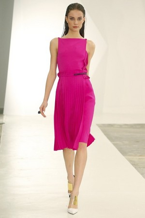 розовый Dress