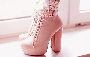 kulay-rosas High Heels