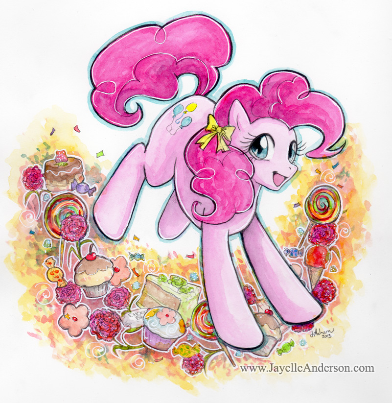 Pinkie Pie - Pinkie Pie Photo (35808212) - Fanpop