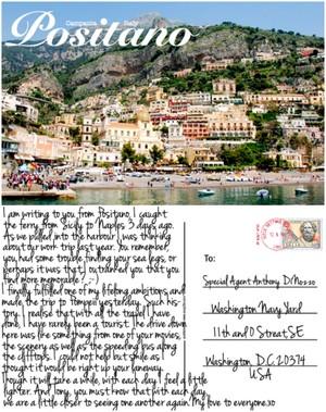 Postcards To Tony