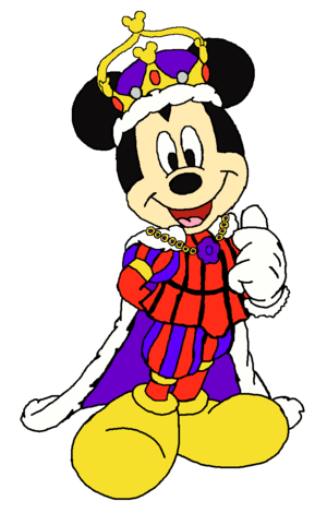 King Mickey - Cinderellabration