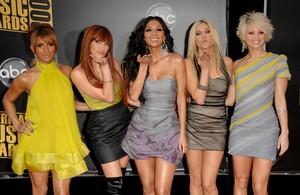 Pussycat 인형 @ 2008 American 음악 Awards