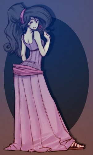 Marceline wallpaper entitled Queen.