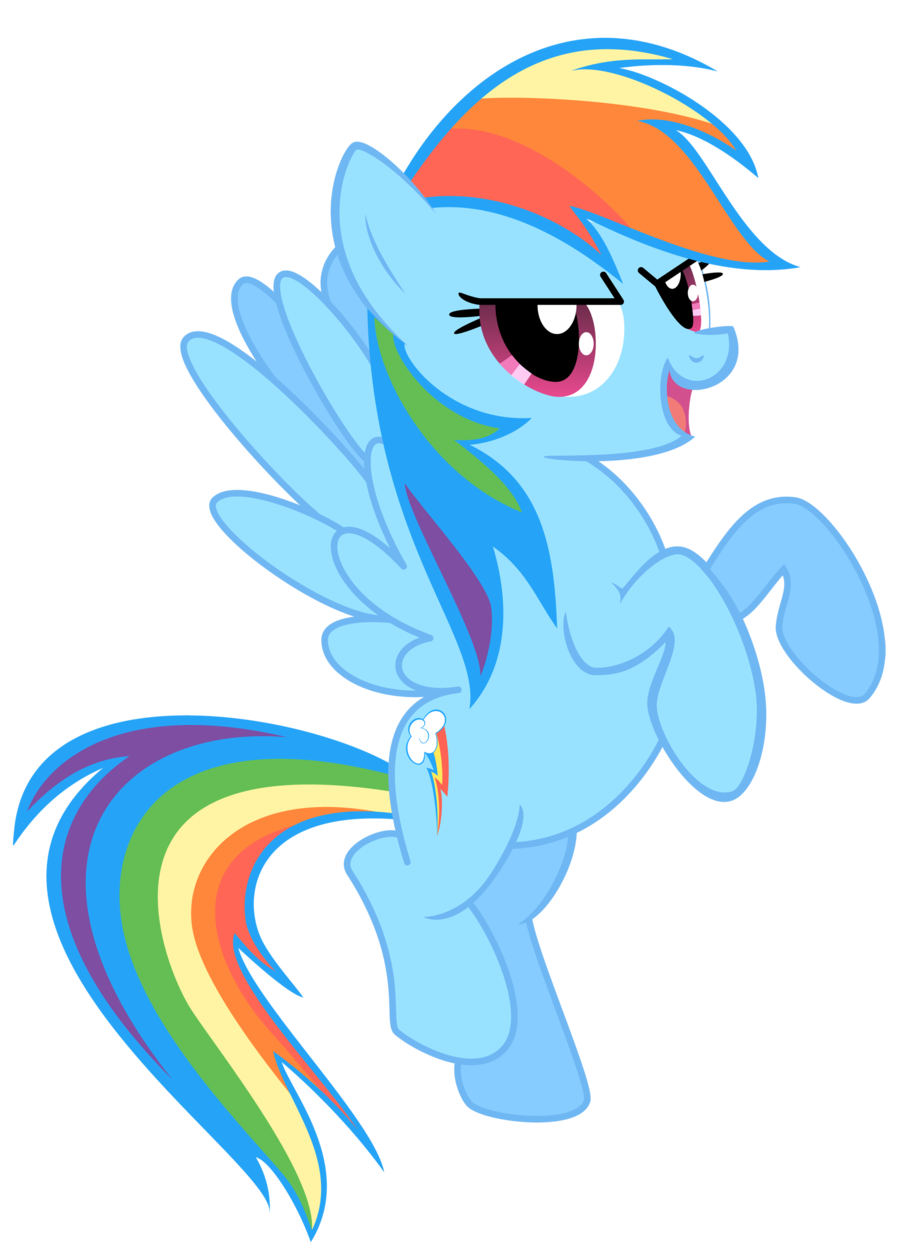 My Little Pony Friendship Is Magic Images Rainbow Dash Hd Wallpaper And Background Photos 35863421