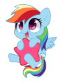 Rainbow Dash - rainbow-dash photo
