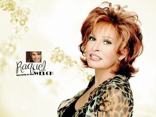 Raquel Welch wallpaper with a portrait called Raquel Welch