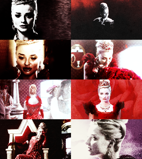 Once Upon a Time Wonderland Red Queen Red Queen Once-upon-a-time