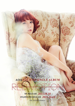 Red motion Jimin