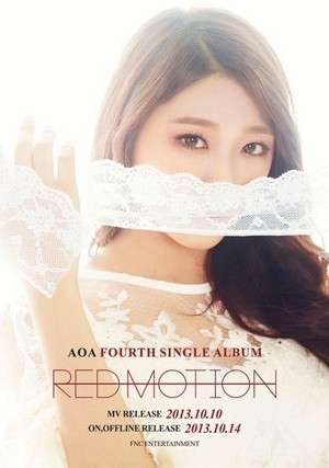 Red motion Seolhyun