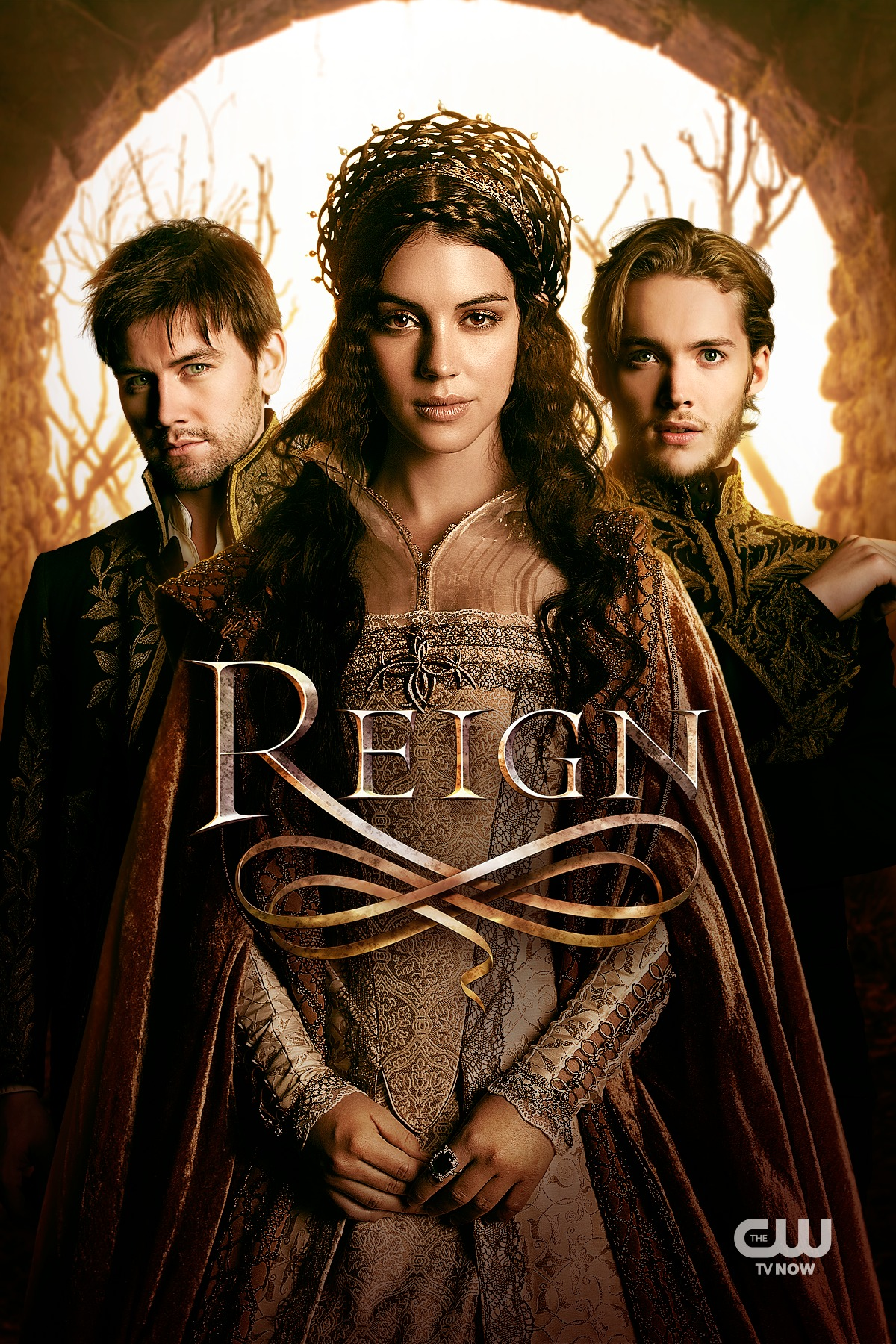 Reign tv Show Poster tv Show Reign New Poster
