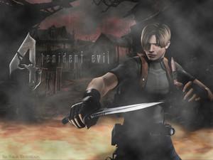 Resident Evil 4 پیپر وال