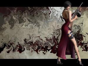 Resident Evil 4 fond d'écran