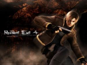 Resident Evil 4 바탕화면