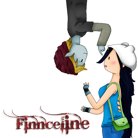 Adventure Time With Finn And Jake Reverse Finnceline