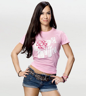 Rise Above Cancer - AJ Lee