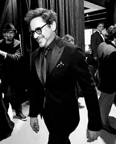 robert_downey_jr. wallpaper containing a business suit, a suit, and a well dressed person called Robert