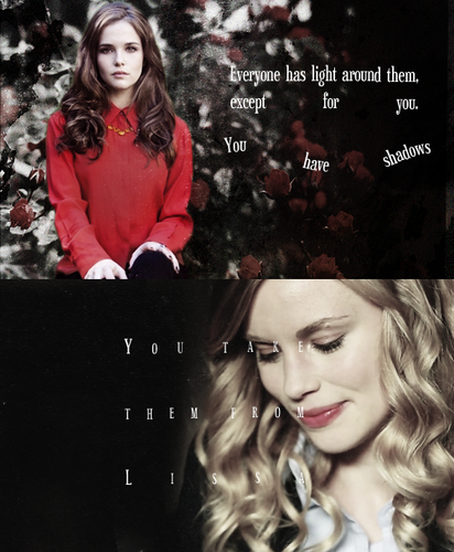Rose Hathaway and Lissa dragomir images Rose/Lissa ...