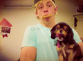 Ross and Pixie