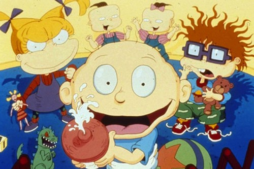 Memorable TV wallpaper containing anime called Rugrats ★