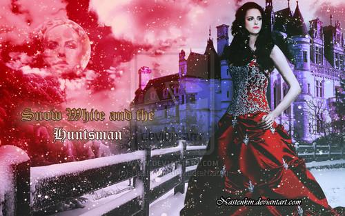 Snow White and The Huntsman fond d'écran with a dîner dress called SWATH