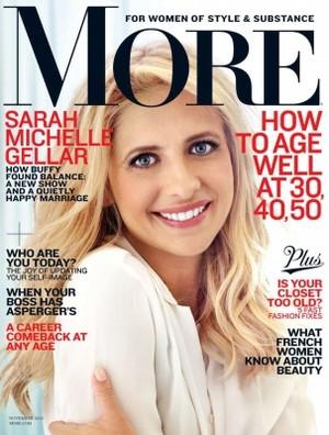 Sarah Michelle Gellar еще Magazine (November 2013)