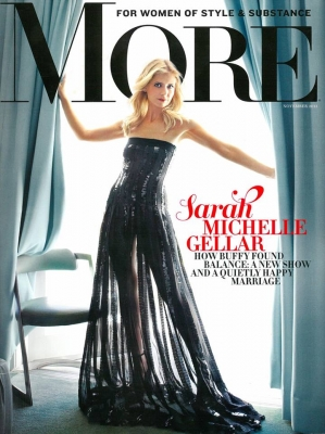 Sarah Michelle Gellar zaidi Magazine (November 2013)